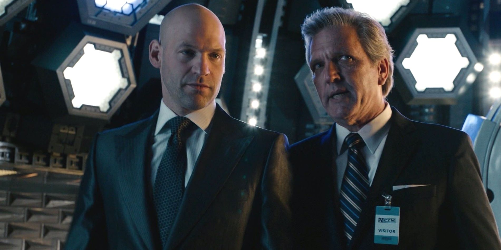 Ant-Man's Secret Hydra Actor Open For Return In MCU Phase 4
