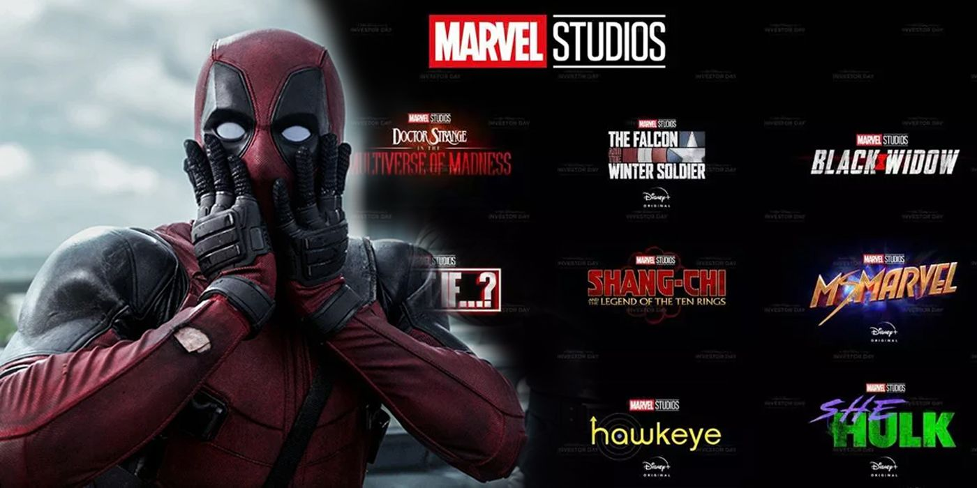 Deadpool 3 Is Marvel S Only R Rated Project In Development