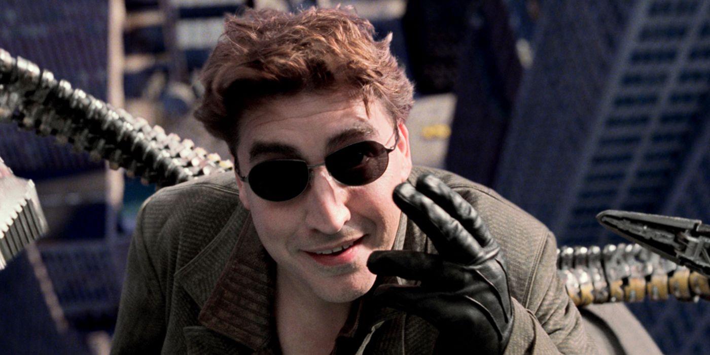Spider-Man 3 Will Digitally De-Age Alfred Molina's Doc Ock