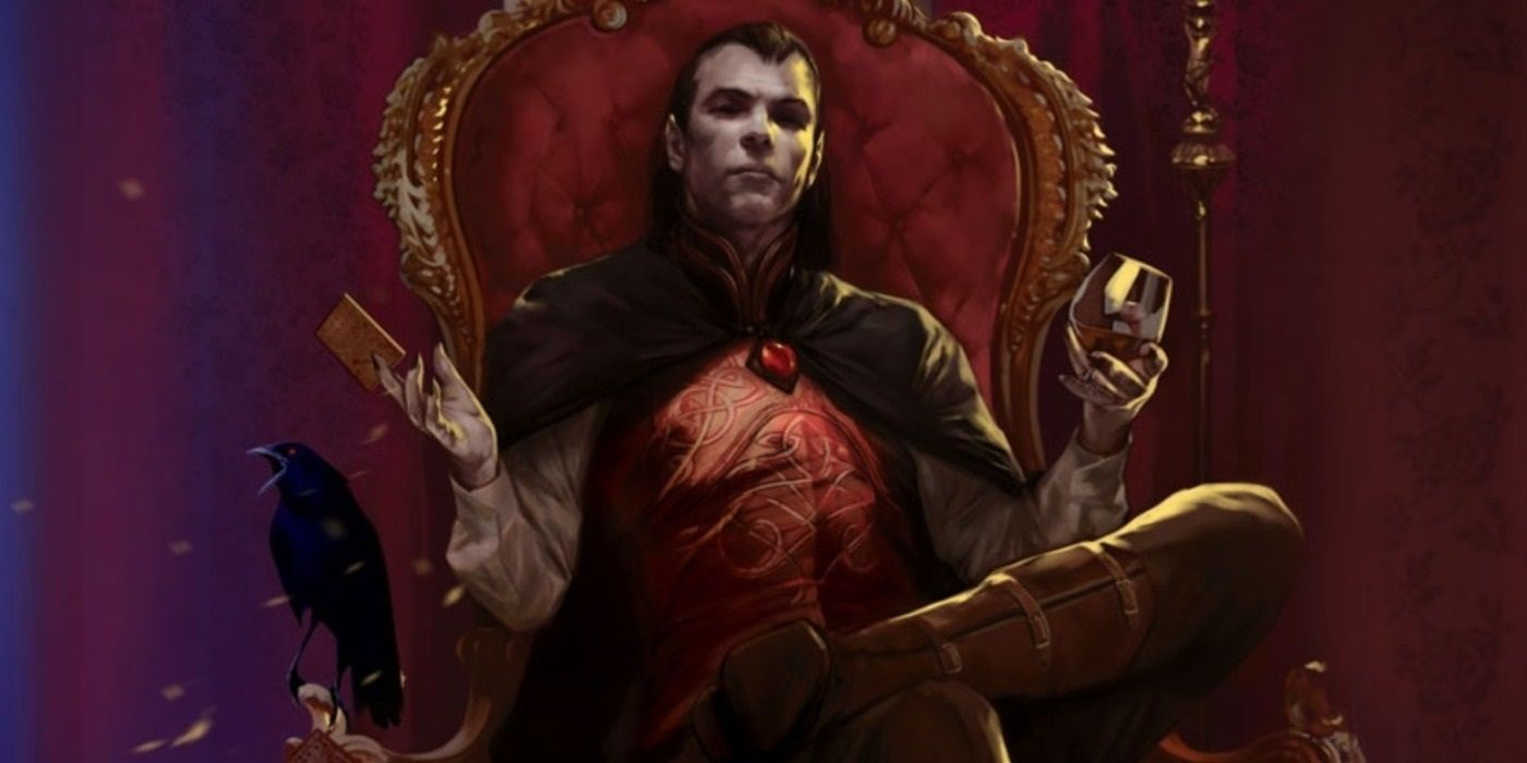 Play As A Vampire In D&D With This Official Free Expansion