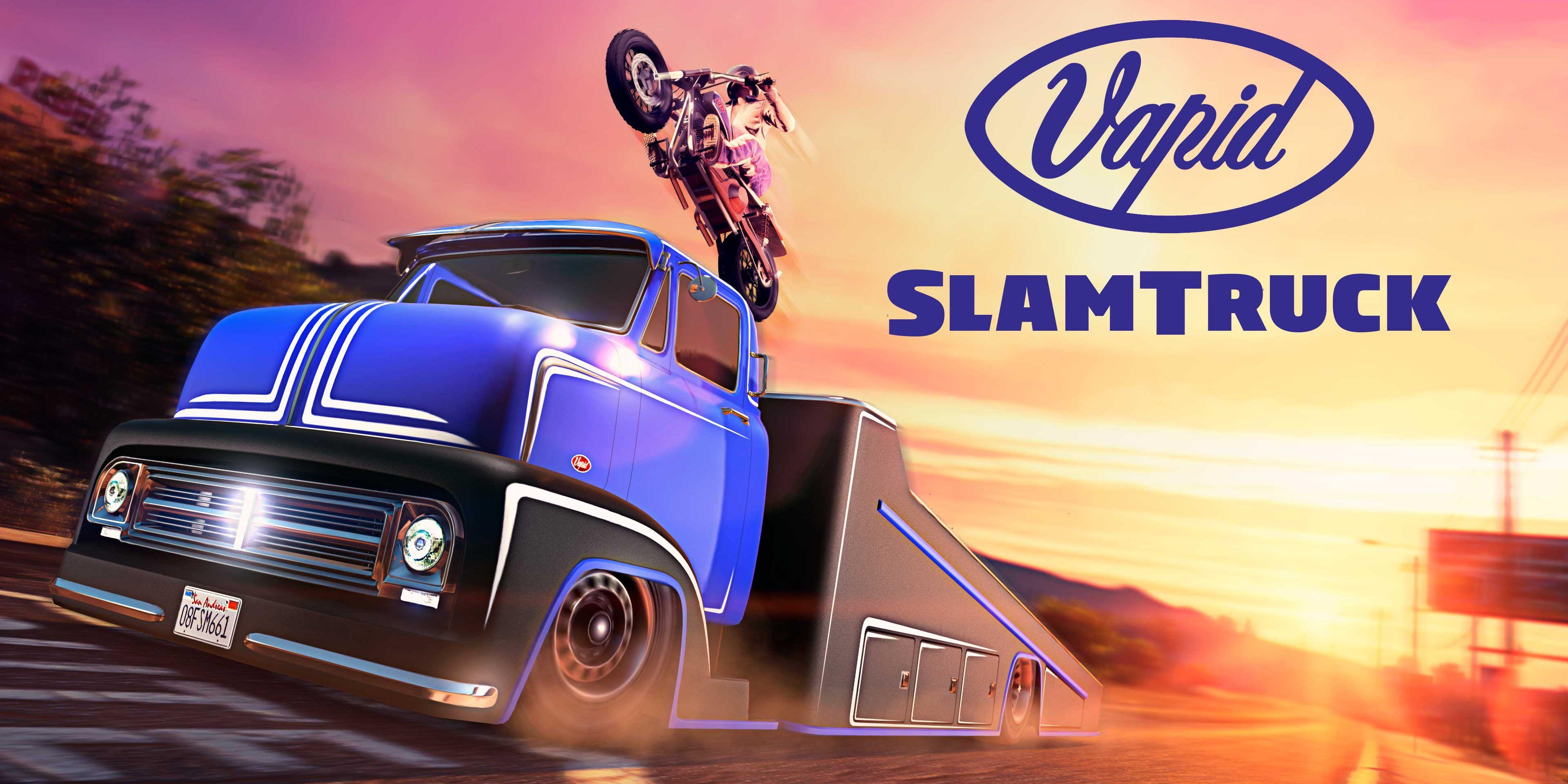GTA Online's Newest Truck Will Cause Even More Freeway Mayhem
