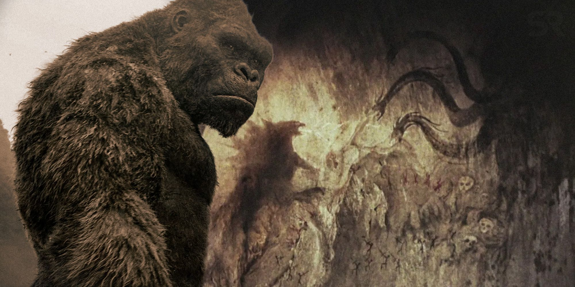 Godzilla vs Kong's Ancient Titan War & Myths Explained