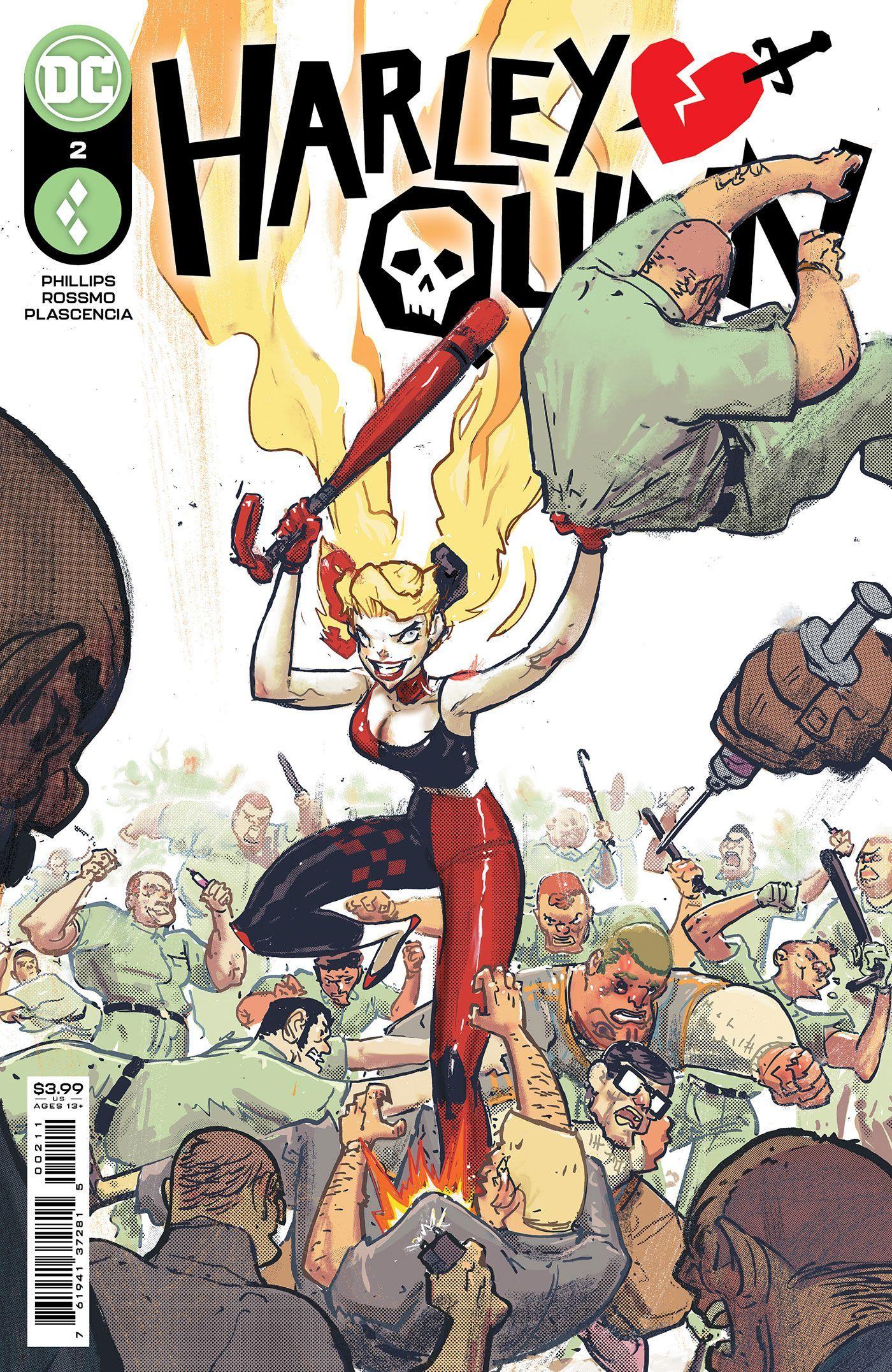 Harley Quinn is Getting a Brand New Sidekick Sidekick of Her Own