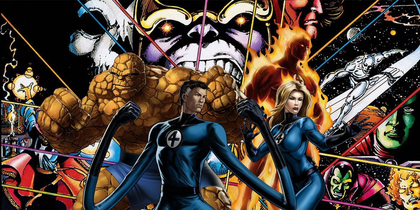 Why The Fantastic Four Was Missing In 'The Infinity Gauntlet'