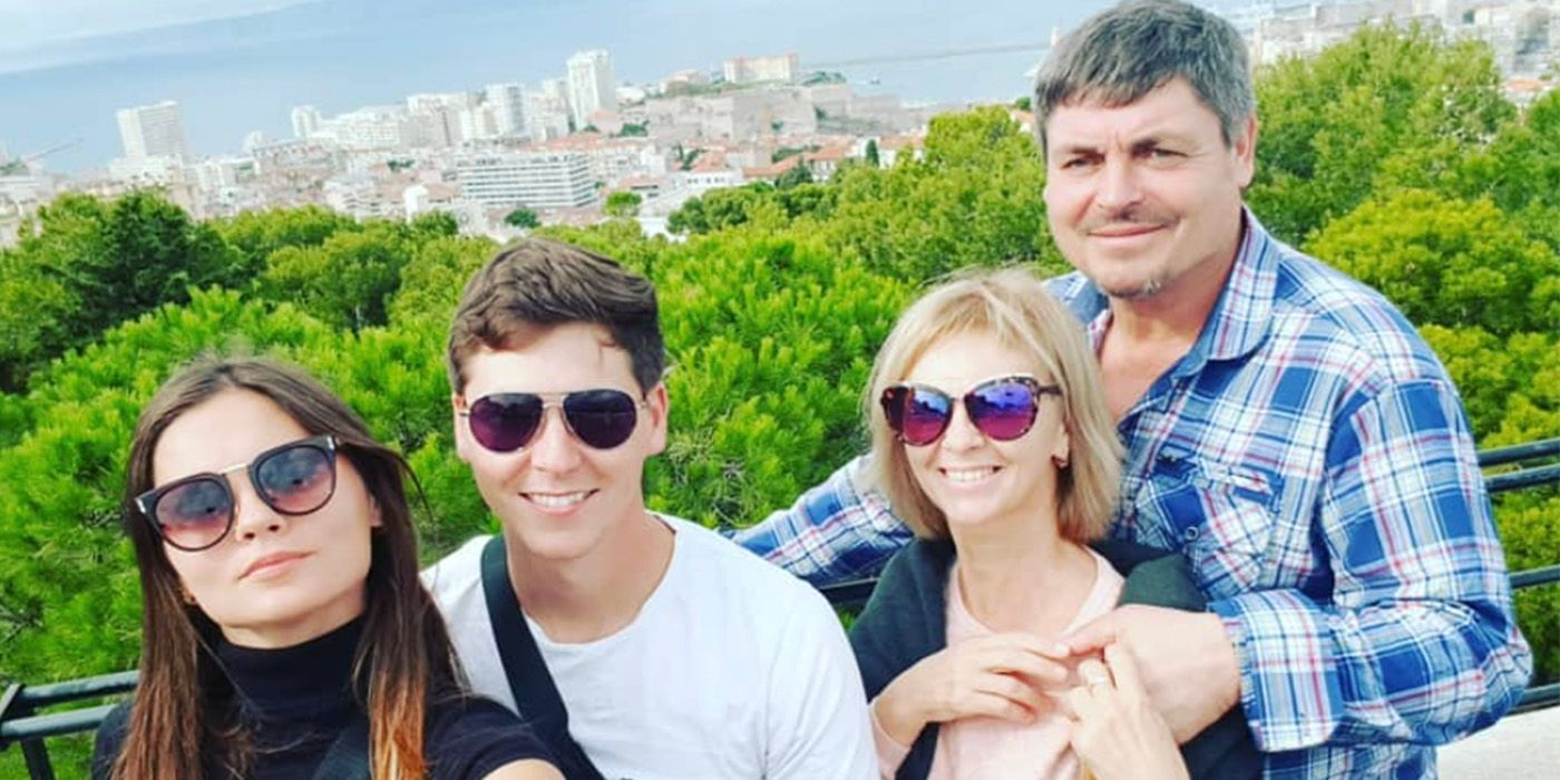 90 Day Fiancé: Julia Trubkina's Cutest Family Moments on Instagram