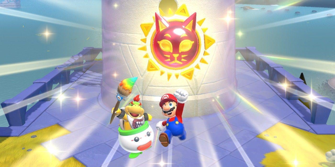 Super Mario 3D World + Bowser's Fury Unveils Full Amiibo Functionality
