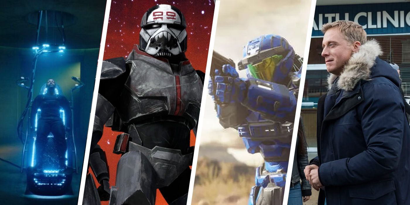 Every New Sci-Fi TV Show Releasing In 2021 | Screen Rant