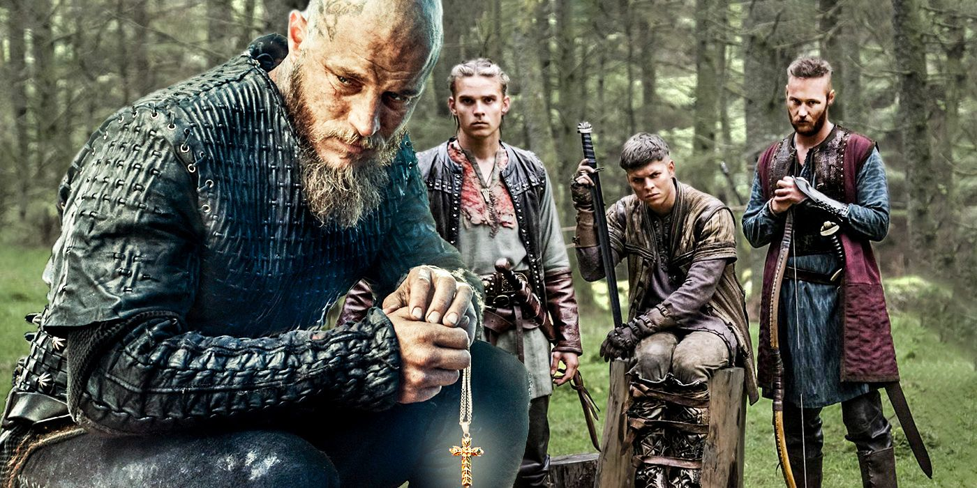 Vikings: Why Hvitserk Changed His Name & Converted To ...