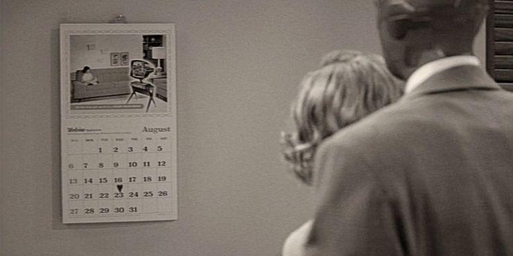 WandaVision naptár