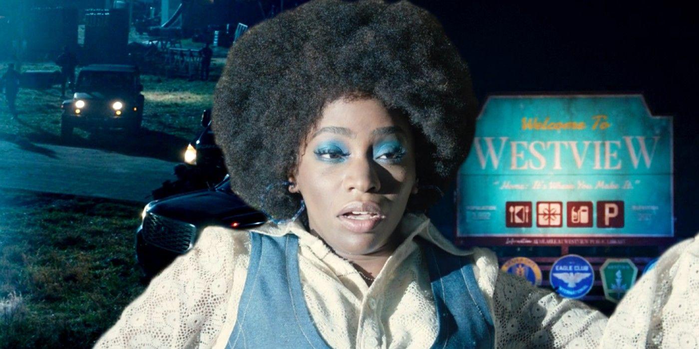 WandaVision Episode 3 Ending Explained: Geraldine, Soldiers & Magic Bubble