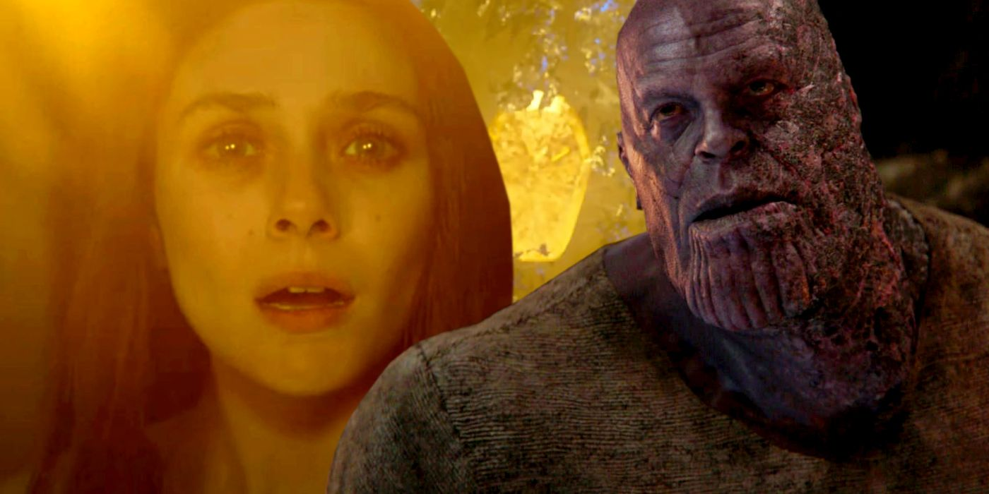 WandaVision Theory: How The Mind Stone Is Back (After Thanos Destroyed It)