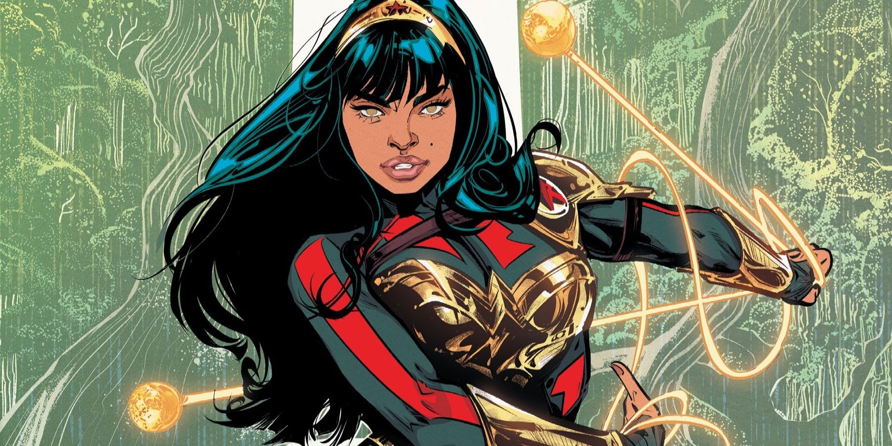 The New Wonder Woman Already Has DC's Greatest Sidekick