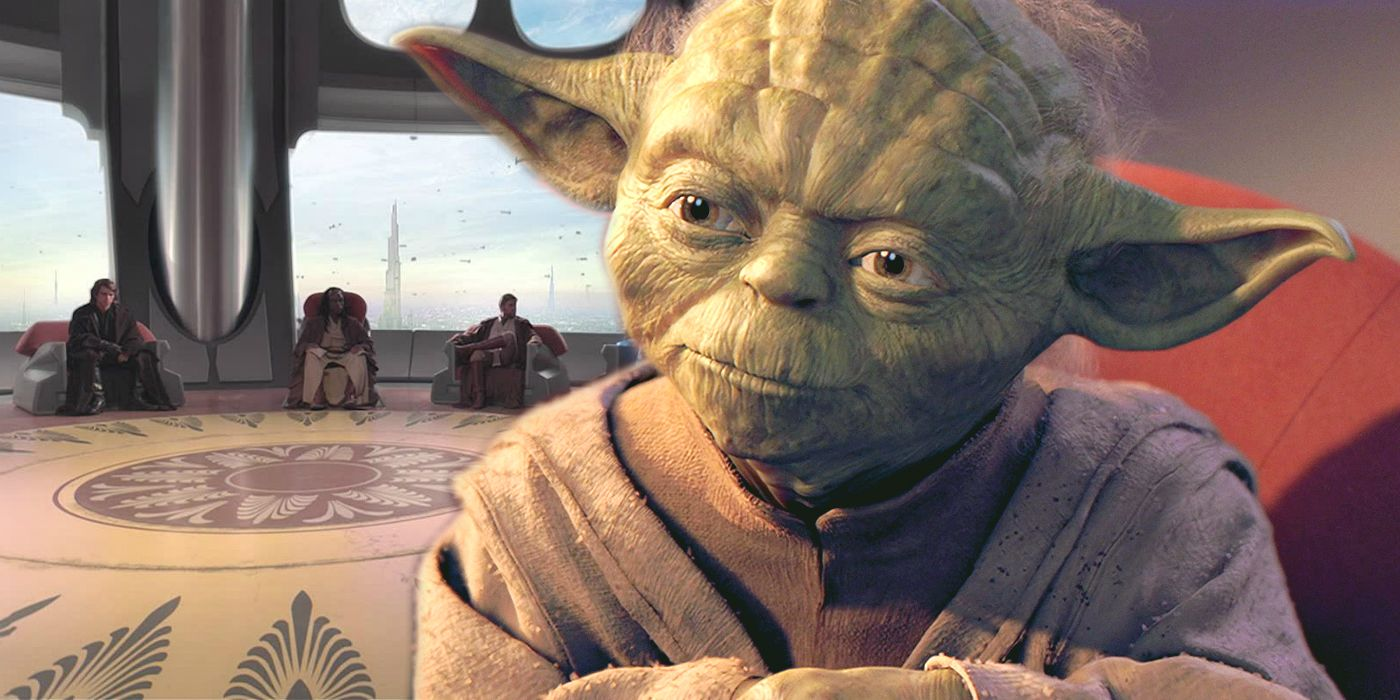 Star Wars Hints How Long Yoda Was On The Jedi Council