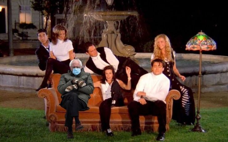 Bernie On A Chair Is The Meme Of The Year Here S The Best Ones