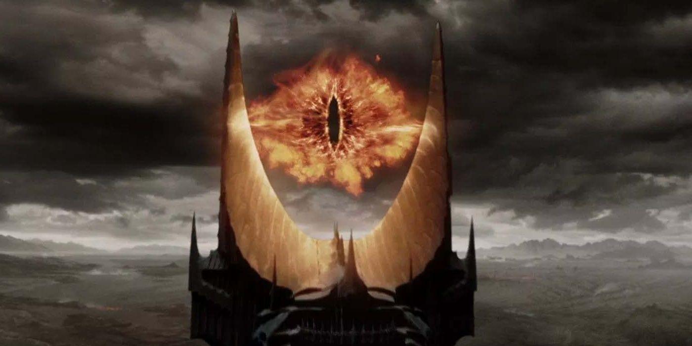 Quem é realmente o personagem mais poderoso em Senhor dos Anéis 1
