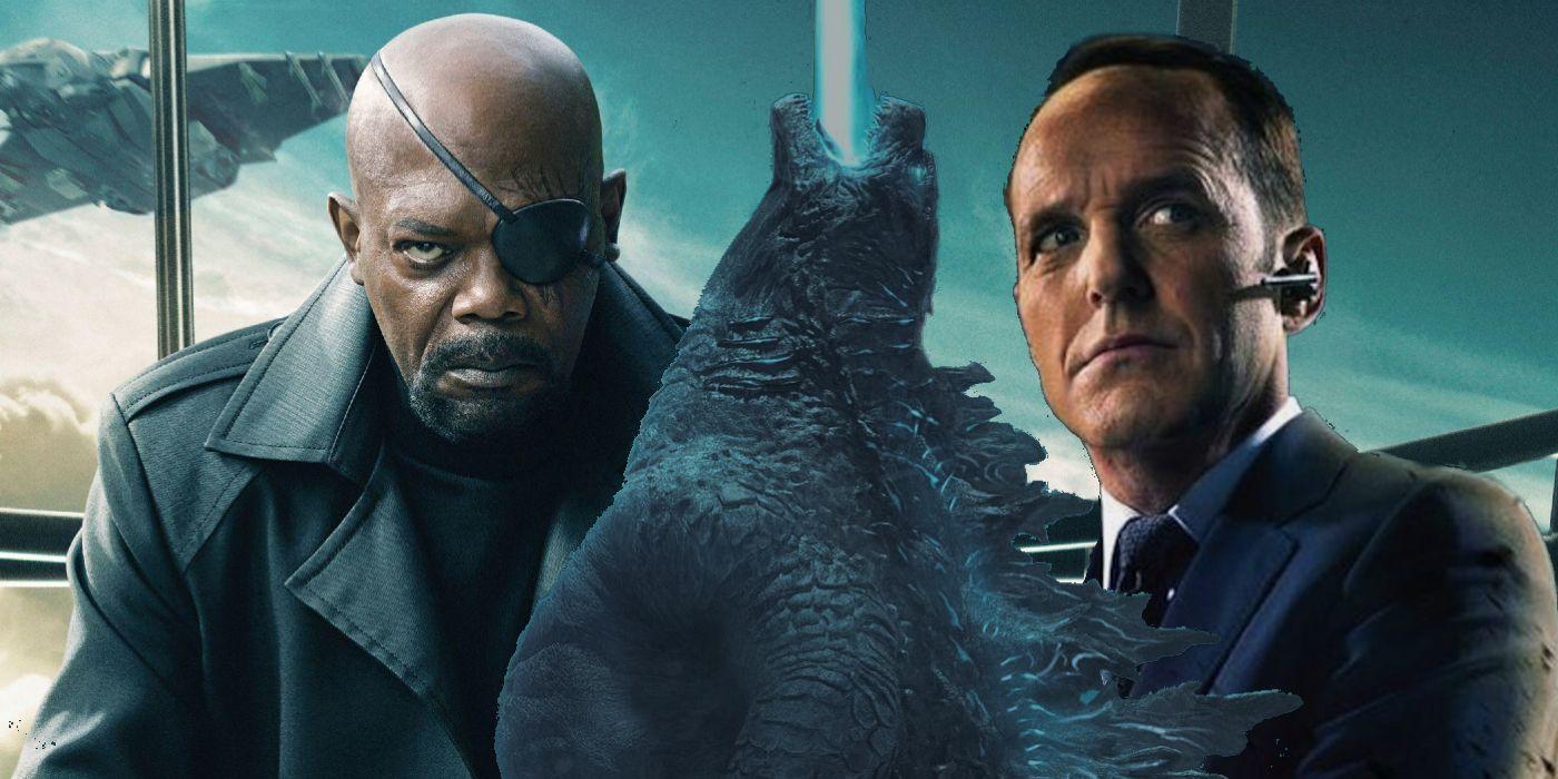 Marvel's SHIELD Has A Dedicated Anti-Godzilla Task Force