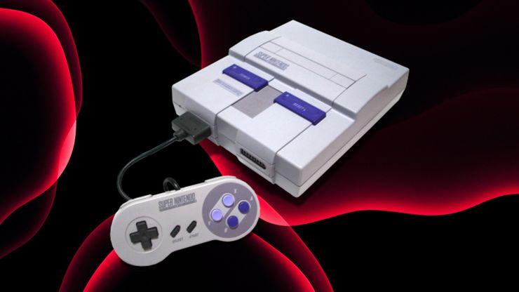 Como o SNES se classifica em relação às outras plataformas Nintendo