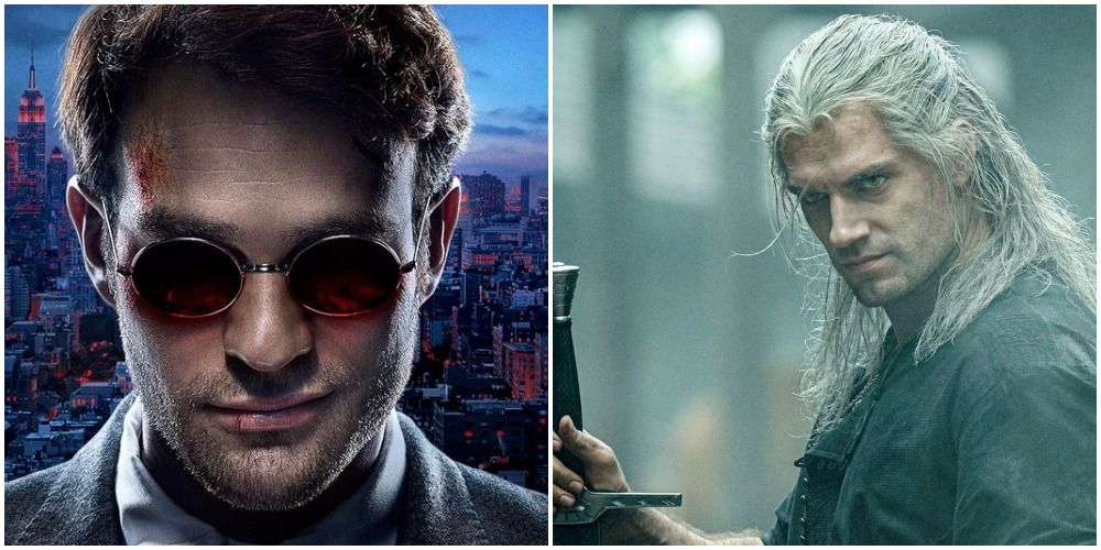 Marvel Characters & Their The Witcher Counterparts | ScreenRant