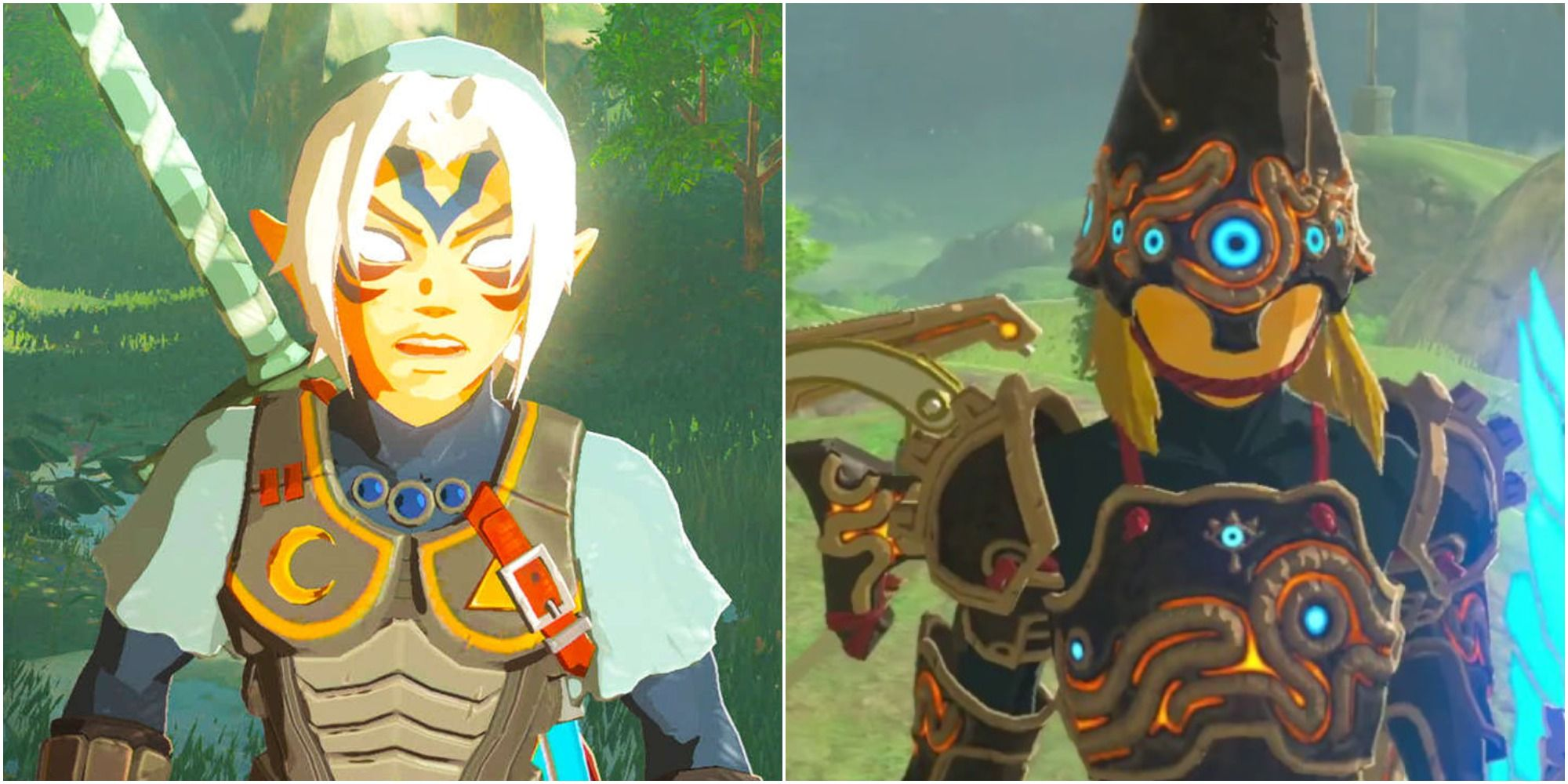 Breath of the Wild's Best Armor (Based On Fashion) | Screen Rant