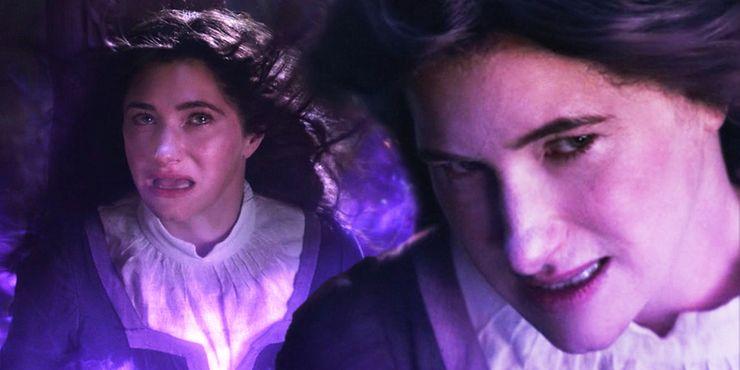 Agatha Harkness in WandaVision