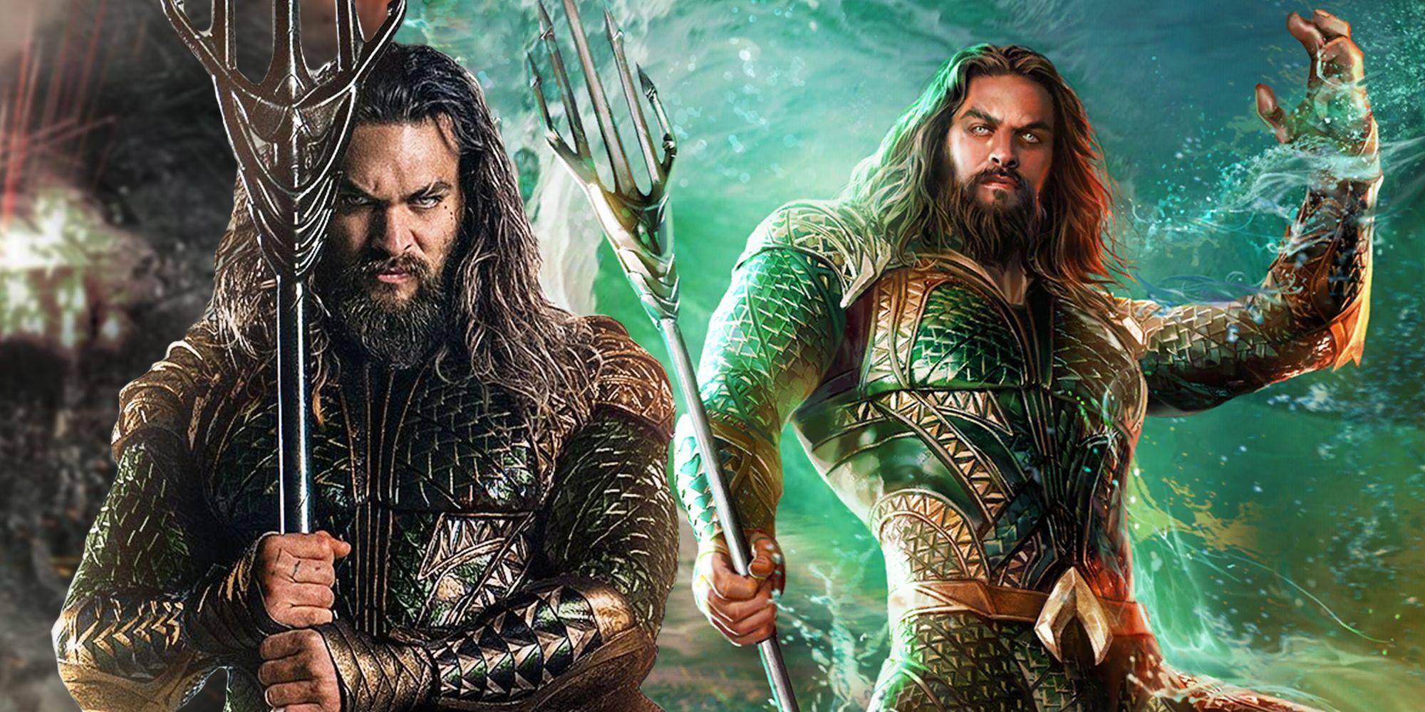 Aquaman; Liga da Justiça 2; Liga da Justiça de Zack Snyder; Snyder Cut