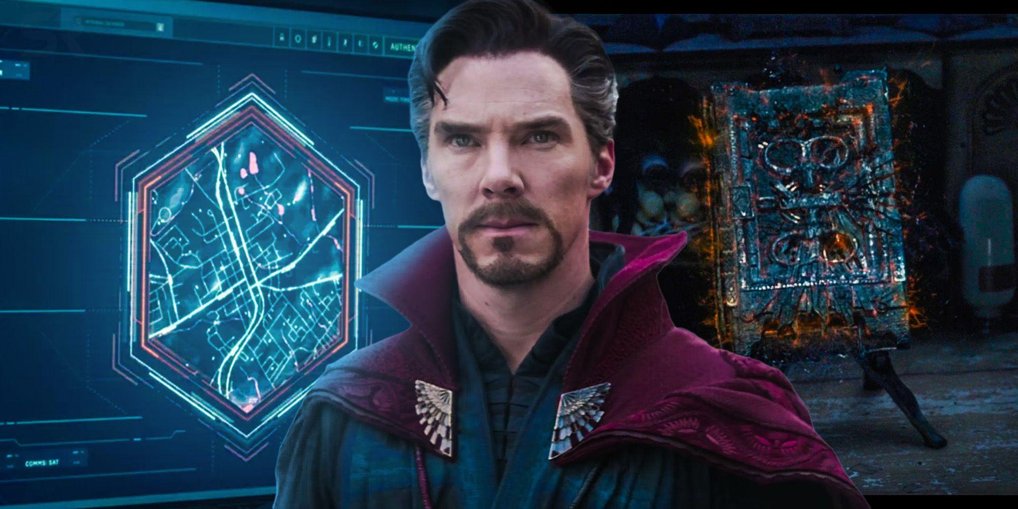 How Doctor Strange Secretly Set Up Scarlet Witch's Hex