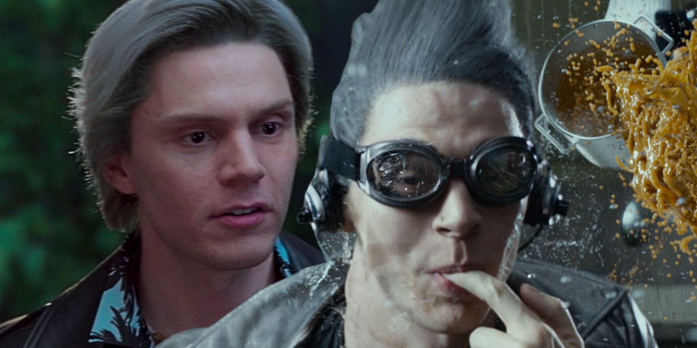 WandaVision's 80s Episode Perfectly Introduced Evan Peters' Quicksilver