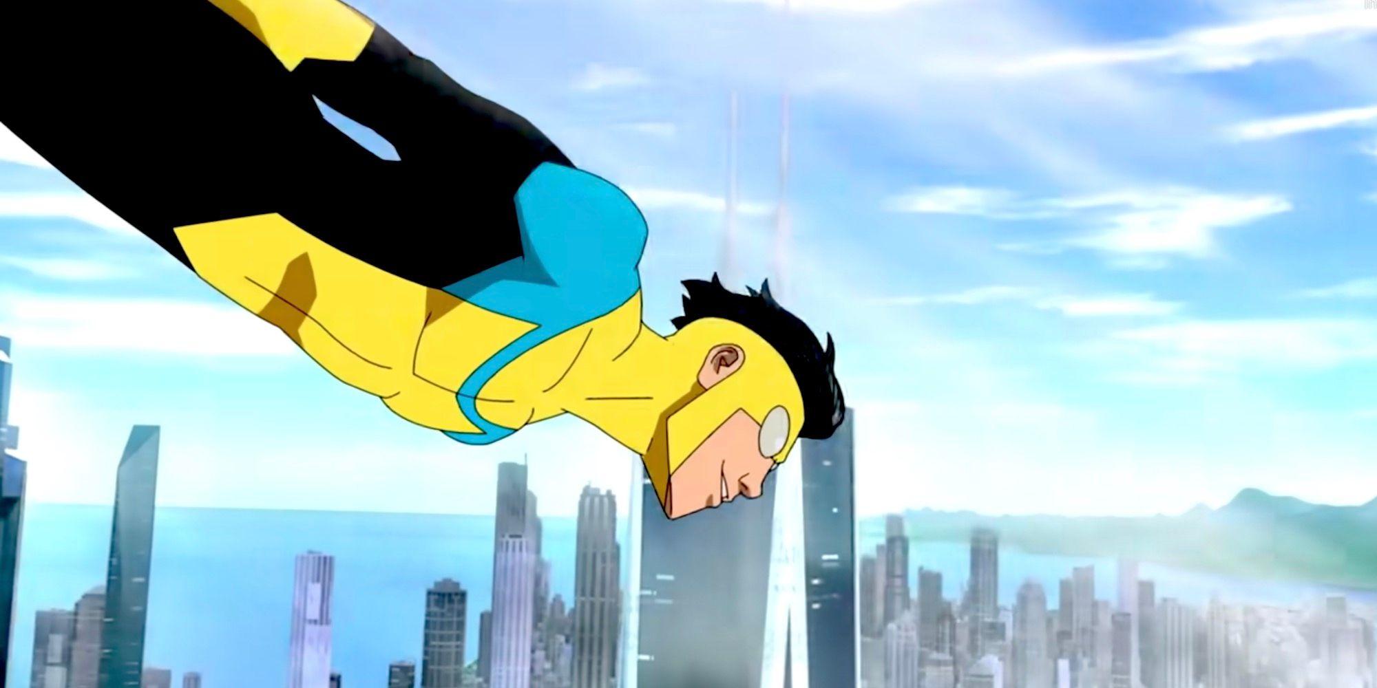 Invencível da Amazon: 'Invincible' dez coisas que só os fãs de quadrinhos sabem sobre o herói 9