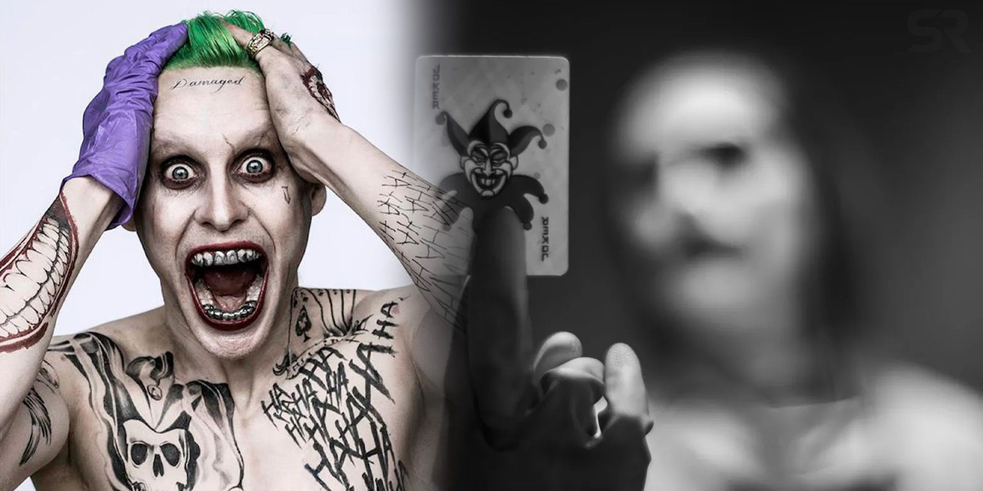Justice League Gave Leto's Joker A Better First Look Than Suicide Squad
