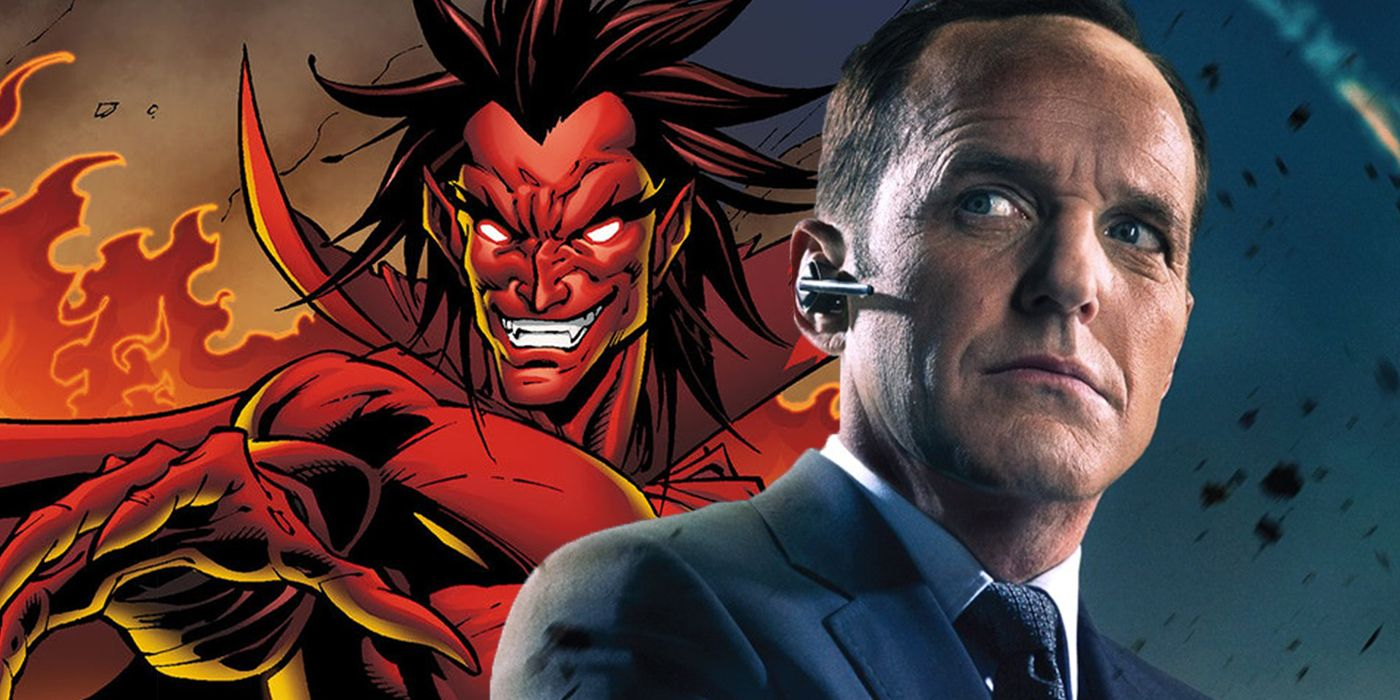 In the Devil's Version of Marvel, Phil Coulson Is President