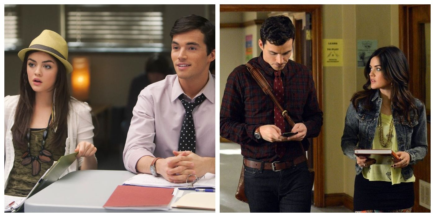 Pretty Little Liars: 10 Things That Went Wrong For Aria Since She Started Dating Ezra