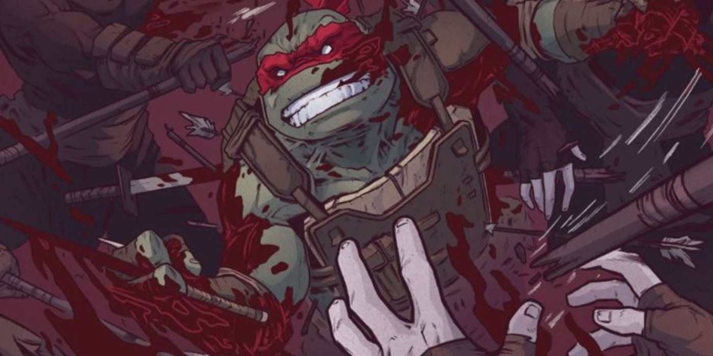 TMNT: Last Ronin Reveals How Raphael Tragically Dies