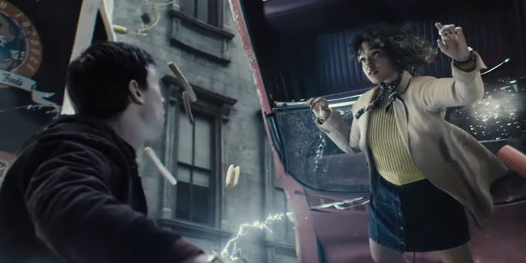 "The Flash Iris West Saved Justice League Snyder Cut - Huevos de Pascua y referencias de la ""Liga de la Justicia de Zack Snyder"""