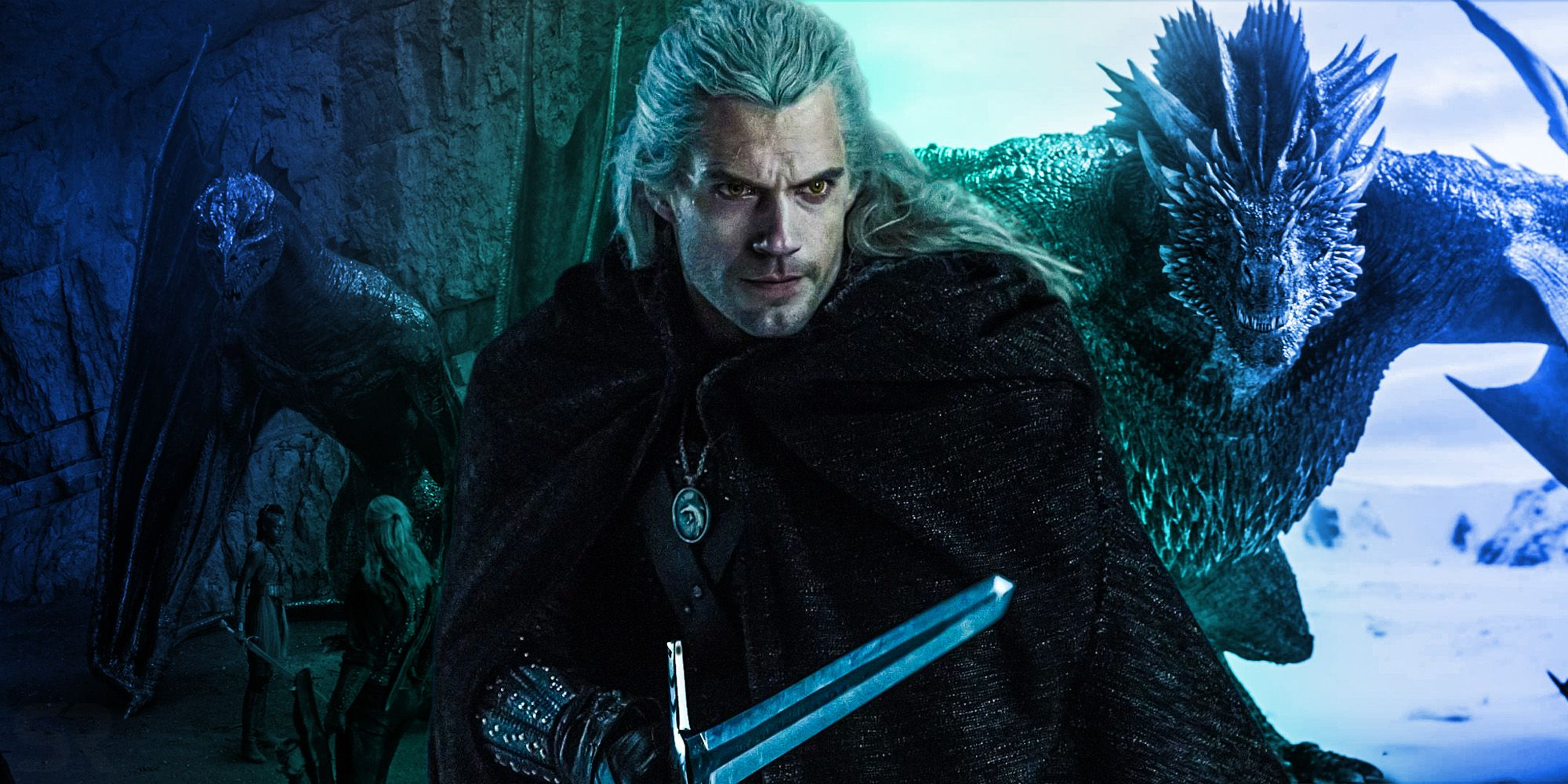 Why The Witcher's Dragons Are The Opposite of Game of Thrones