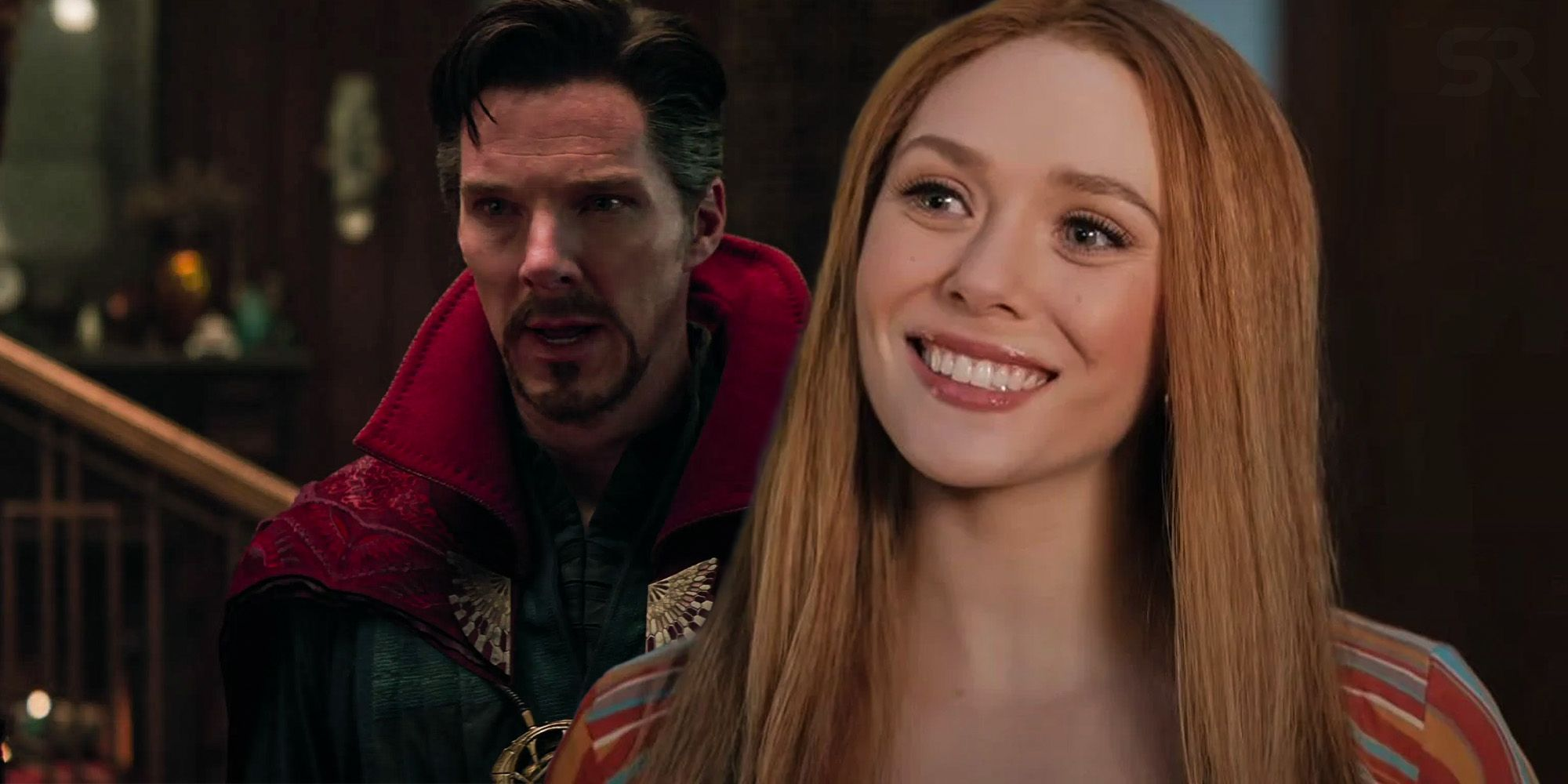 WandaVision Theory: Doctor Strange Is Limiting Scarlet Witch's Influence