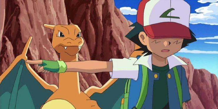 Where Ash Pokemon Go Every Region