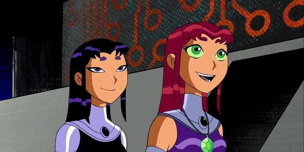 Teen Titans: 10 Things That Make No Sense About Blackfire