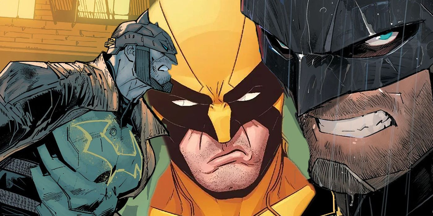 Batman Has A Classic Wolverine Problem in DC's Future