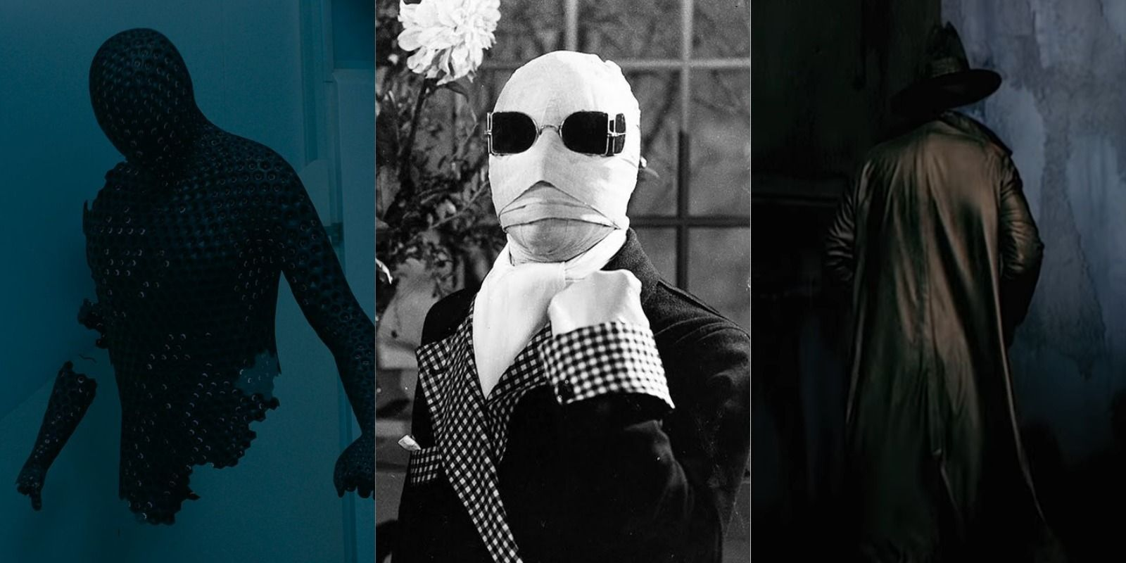 Invisible Man Concept Art Inspirations | Alifa Wood Fashion
