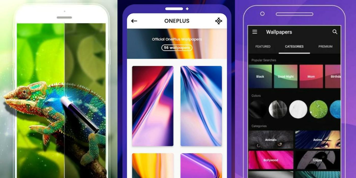 10 Best Free Wallpaper Apps For Android In 2021 Ranked
