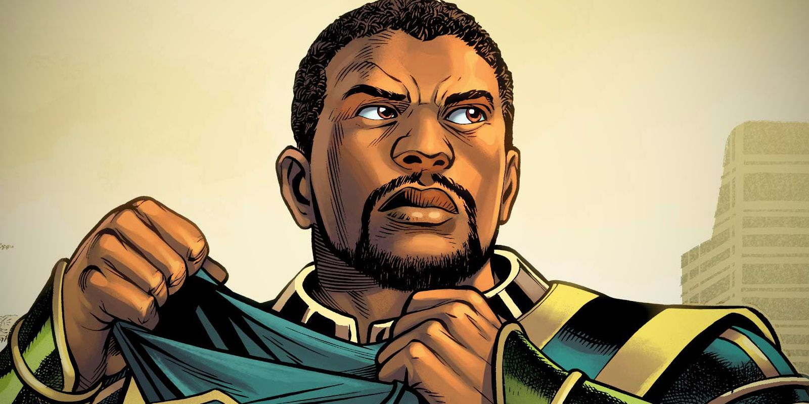 Black Panther Claims Another Marvel Identity in Heroes Reborn