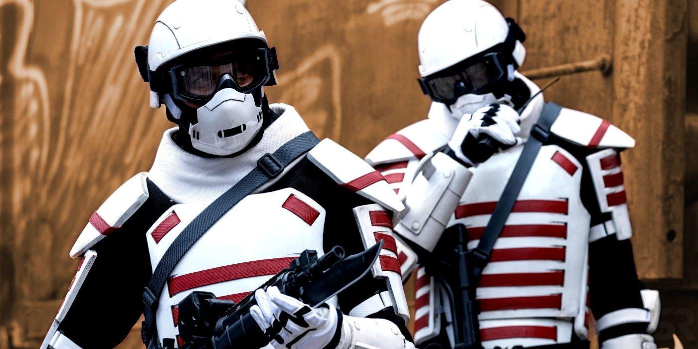 Walking Dead's Stormtroopers: Season 10 Episode 20 Villains Explained