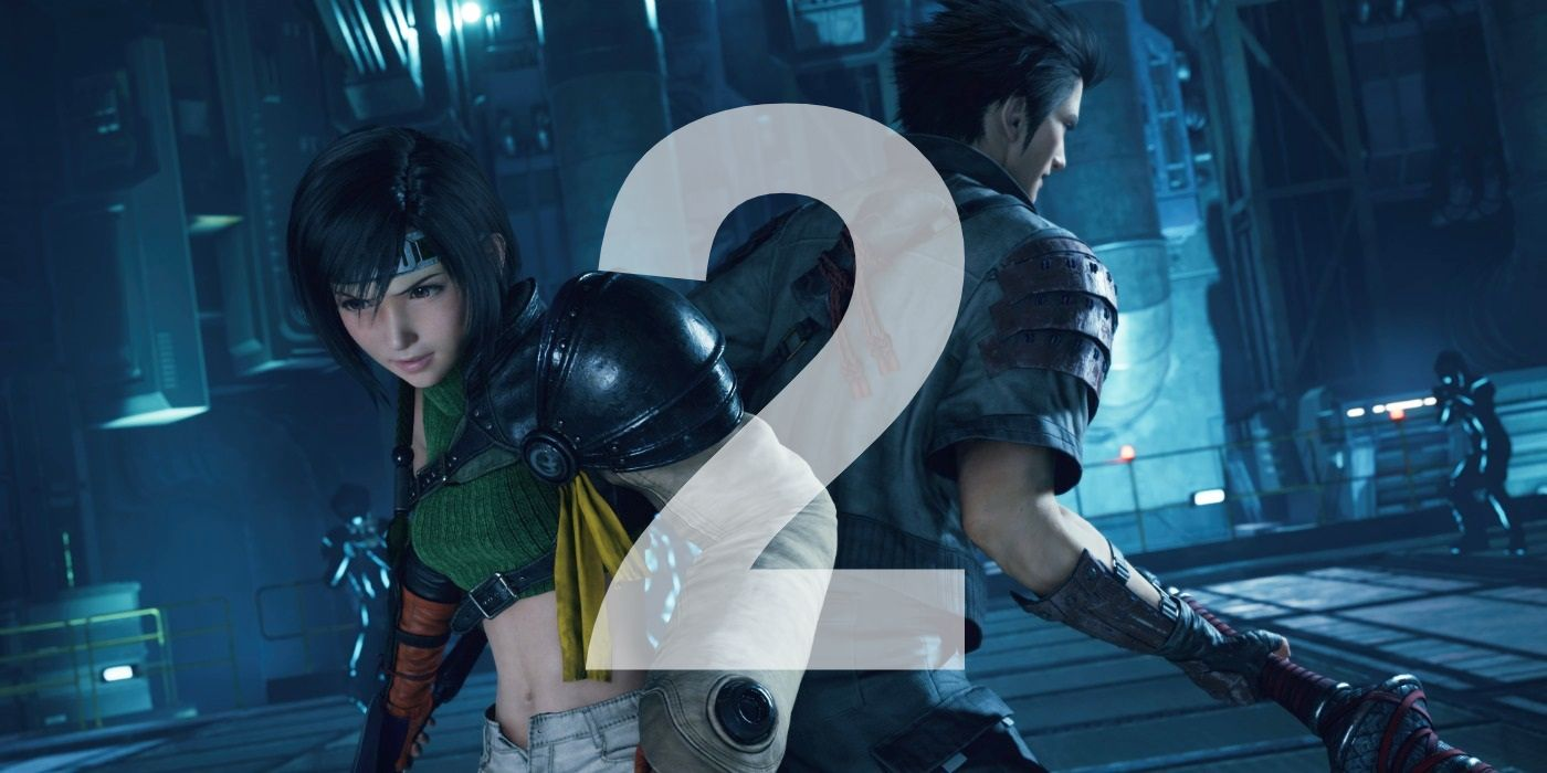 Is FF7 Remake Intergrade Final Fantasy 7 Remake Part 2?