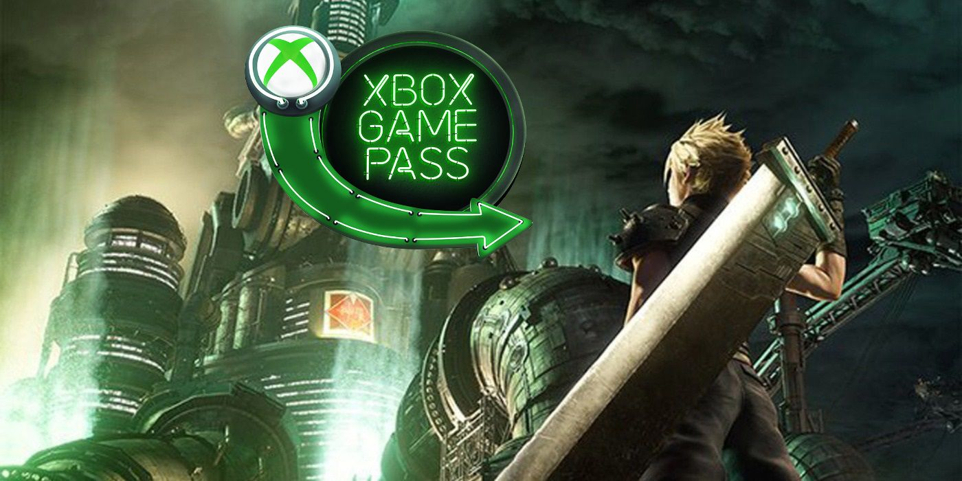 Will Microsoft Bring FF7 Remake To Xbox Game Pass? | Screen Rant