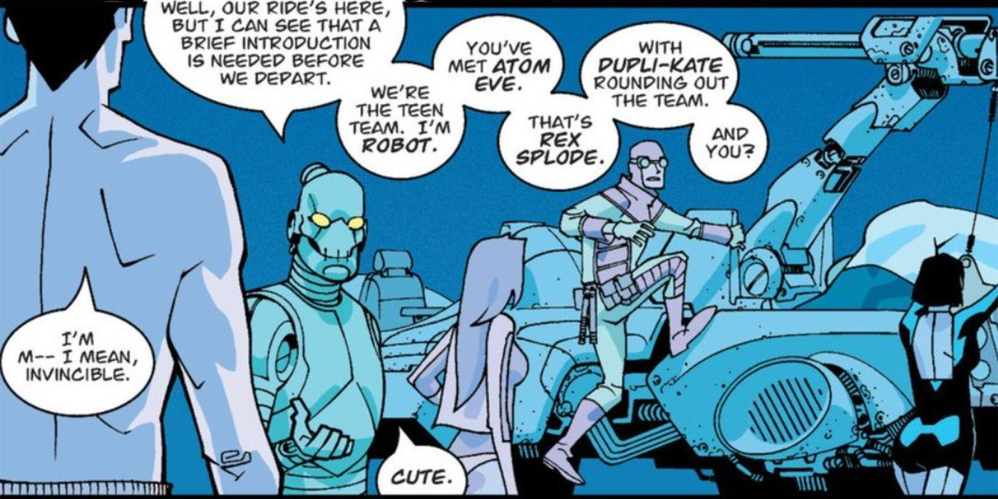 Invencível da Amazon: 'Invincible' dez coisas que só os fãs de quadrinhos sabem sobre o herói 5