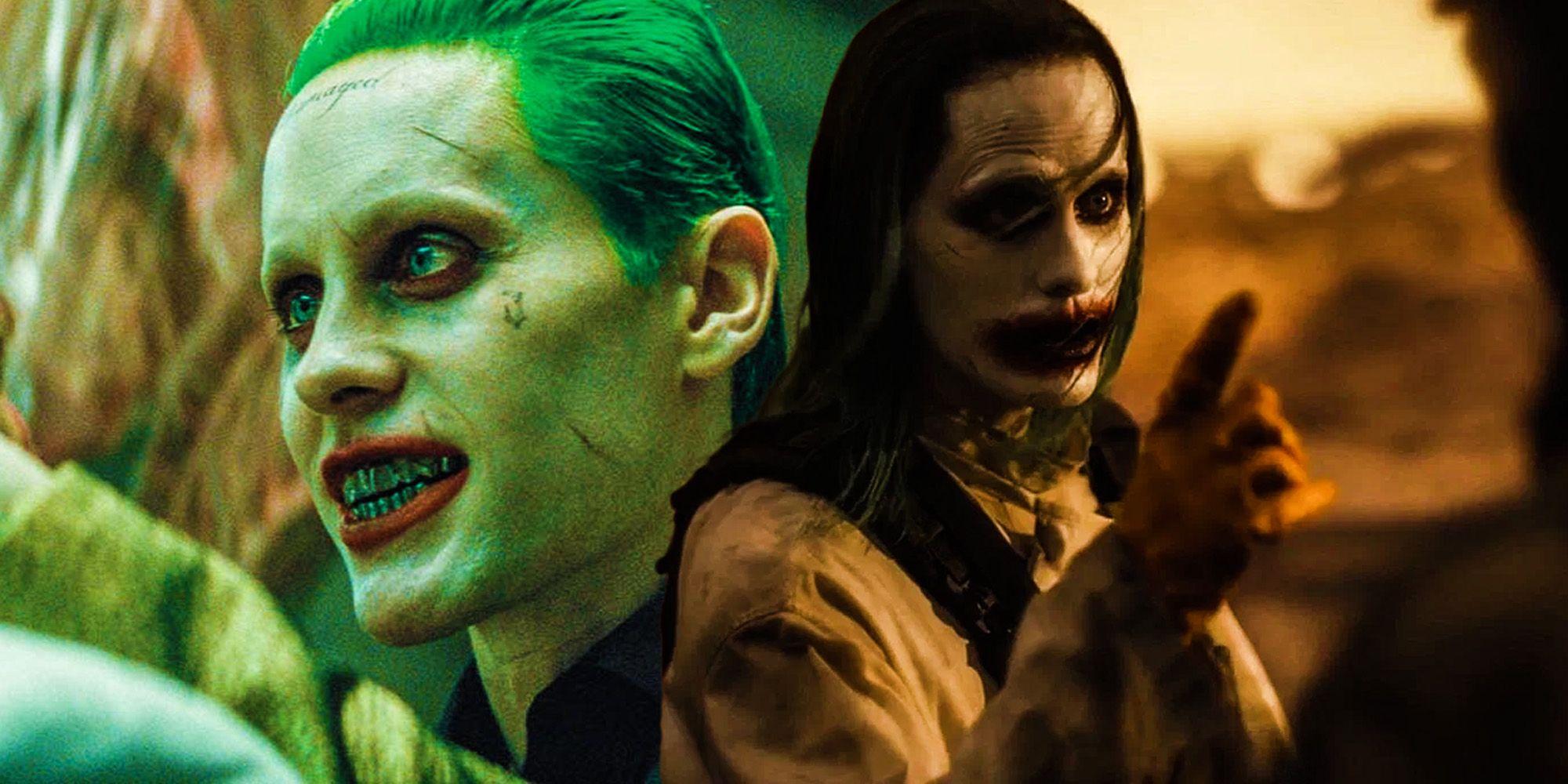 Coringa; Jared Leto; Liga da Justiça de Zack Snyder; Snyder Cut