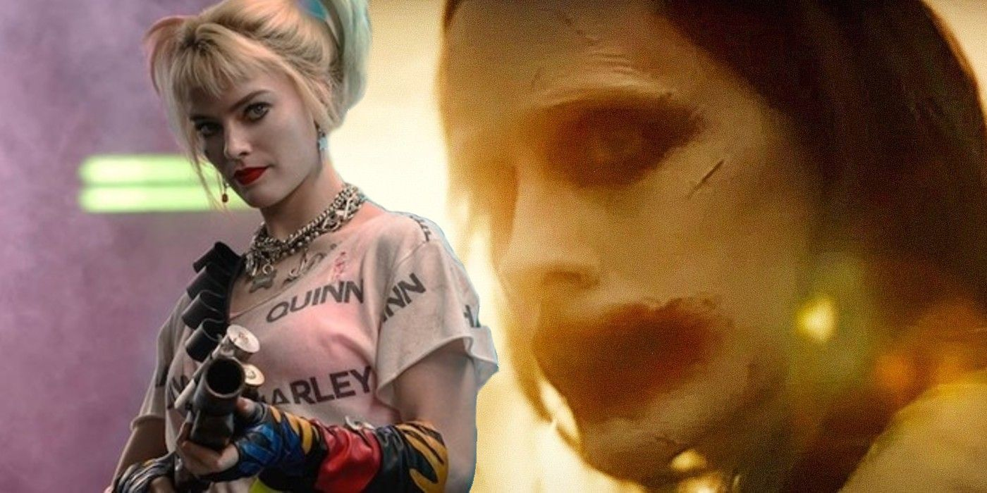 Joker Has Harley Quinn's Guns In Justice League Knightmare Costume
