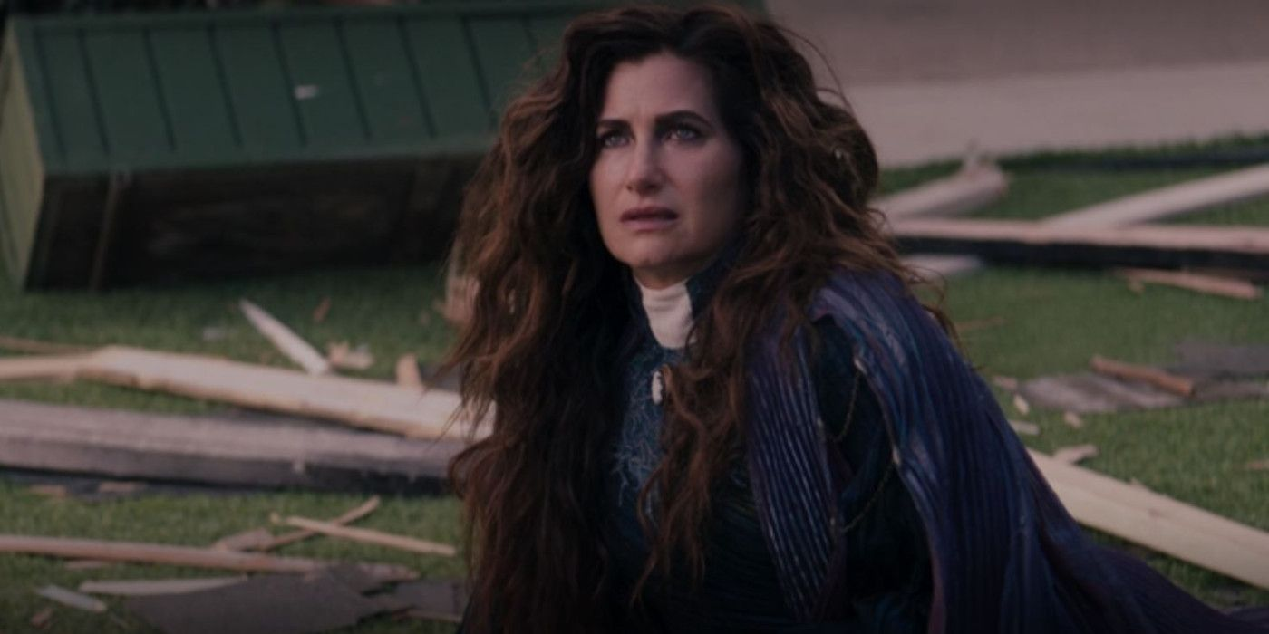 WandaVision: Kathryn Hahn Open To Return As Agatha | Screen Rant