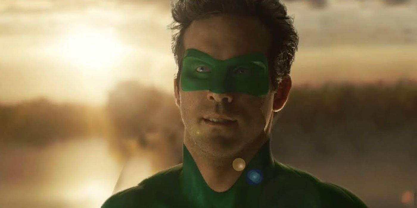 Justice League Video Edits Reynolds Green Lantern In Snyder Cut Ending