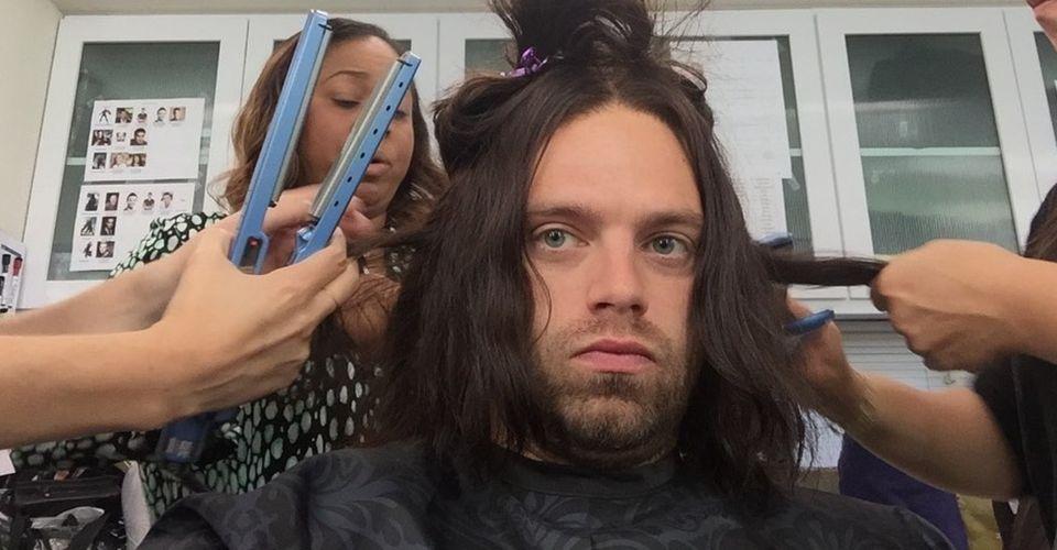 Sebastian-Stan-Civil-War-BTS-Bucky-hair-